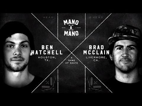 Mano A Mano Championship: Ben Hatchell vs Brad McClain