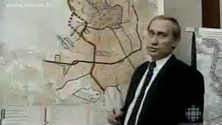 Интервью 91г. - В.Путин о своих принципах!