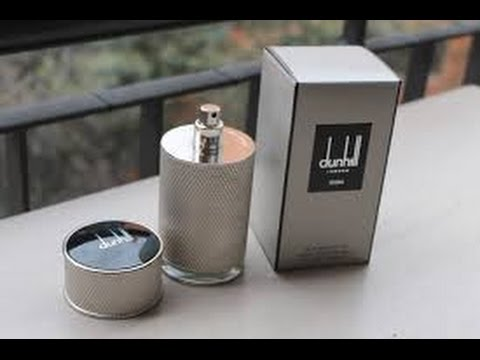 Fragrance Review – Dunhill Icon