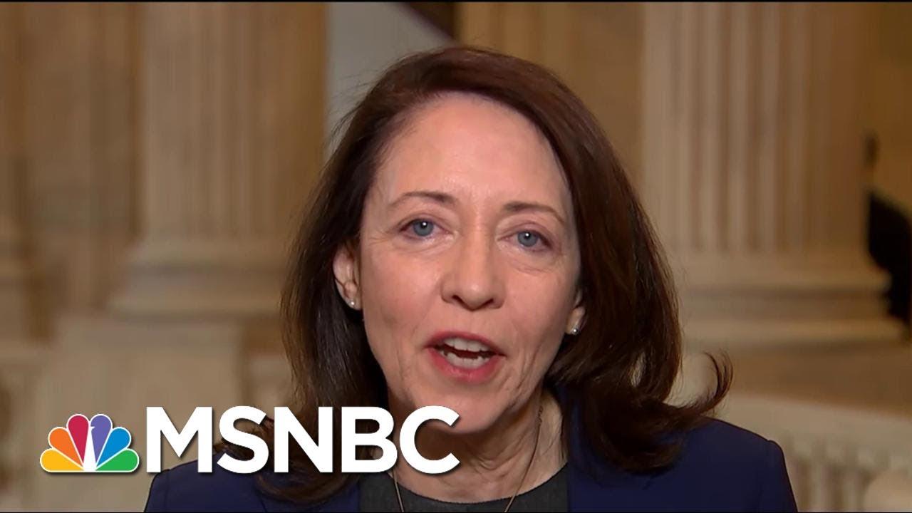 Senator Maria Cantwell SaysThe Goal Of Health Reform Is  'Affordability'  | Morning Joe | MSNBC thumbnail