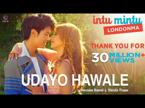 Udayo Hawale | Nepali Movie Intu Mintu Londin Ma Song