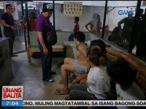 UB: Apat na menor de edad kabilang ang 2-anyos na bata, nasagip
