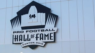 PRO FOOTBALL HALL OF FAME TOUR (2019 Northeast Road Trip Day 24)