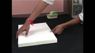 How To Bind A Wedding Album : Final Binding Process In Wedding Album Binding