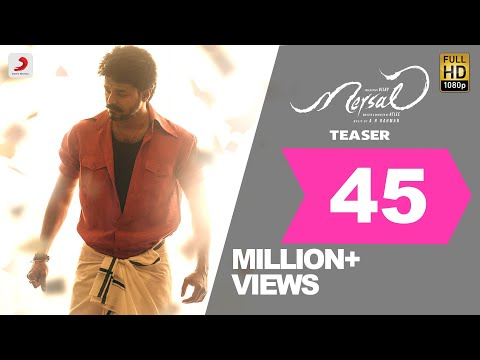 Download Mersal - Official Tamil Teaser | Vijay | A R Rahman | Atlee HD Mp4 3GP Video and MP3