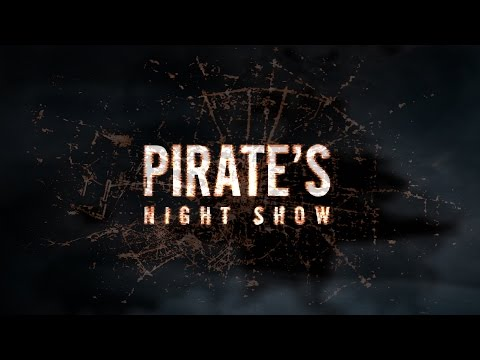 Pirate's Night Show #6 - Web application Penetration Test