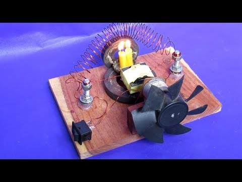 Free energy generator – Homemade electricity free energy devices DIY