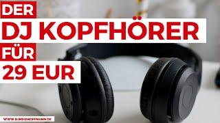 DJ Kopfhörer Test   OneOdio DJ Headphones   Günstiger Kopfhörer bis 50€
