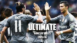 Cristiano Ronaldo & Gareth Bale - Incredible Duo ( Ultimate Goals & Skills) 2015/16 | HD