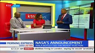 Raila's six point plan, Press Review