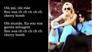 Dakota Fanning & Kristen Stewart (The Runaways) - Cherry Bomb  legendado