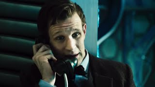 A Phonecall From The Eleventh Doctor   Deep Breath   Doctor Who