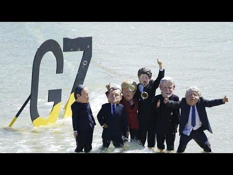 Σύνοδος κορυφής G7 : Πανδημία και πρόγραμμα εμβολιασμού