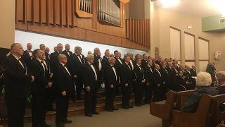 Libertas Male Choir Christmas Sing-A-Long Concert