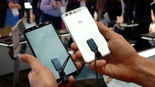 Первый обзор смартфонов Huawei P10 и P10 Plus