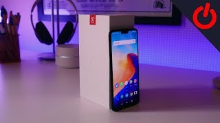 OnePlus 6 unboxing and initial review - Hands on with the premium glass flagship