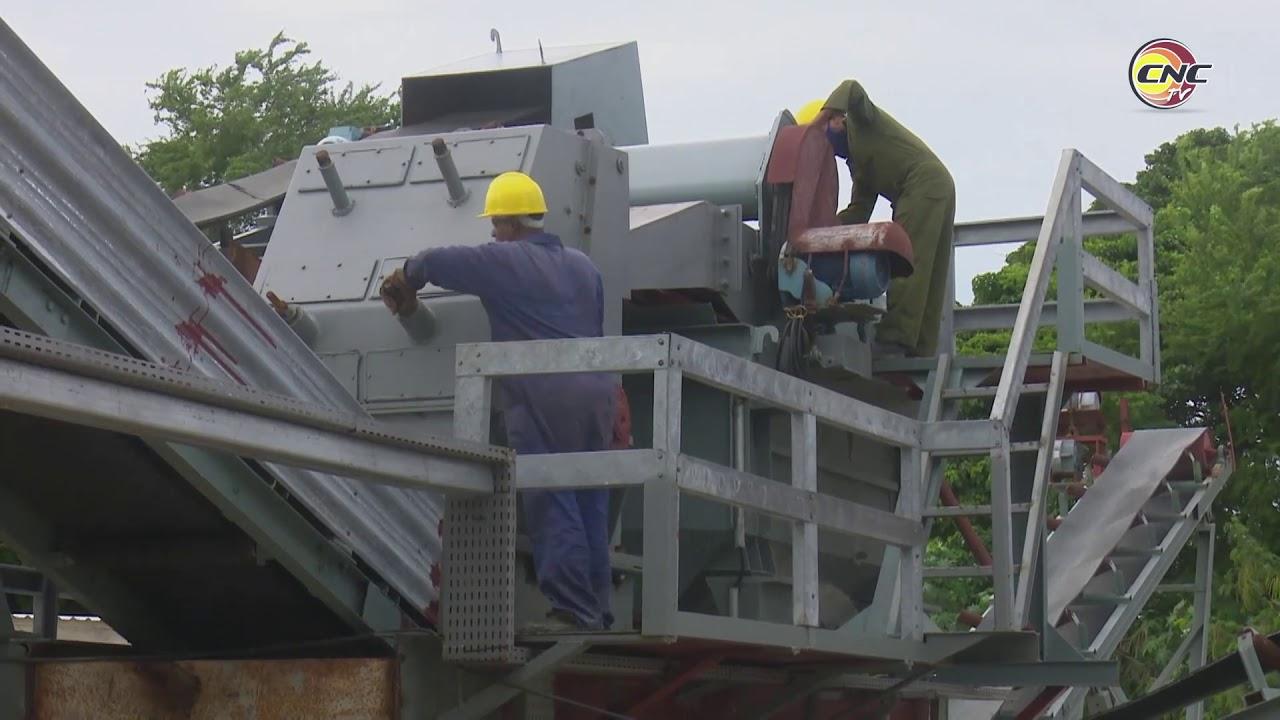 Granma aprovecha las potencialidades locales para producción de materiales de la construcción
