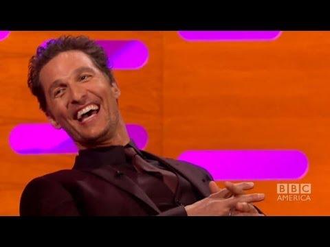 Matthew McConaughey u Grahama Nortona