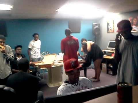 "In the biggest studio in ""Broward"" with J.A.E pt.2"