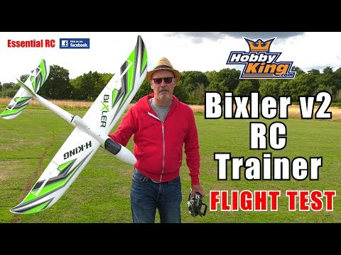 hking-bixler-v2-11-epo-1400mm-glider-pnf-essential-rc-flight-test