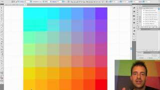 Every Color Lesson In Josef Albers Course Explained In Adobe Illustrator By The Color Matrix.
