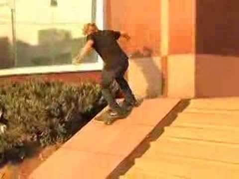 preview image for rhett freeman. skateboarding from 2007.