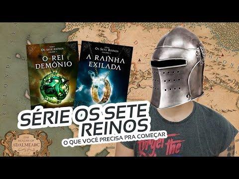 Li metade da série OS SETE REINOS | Review