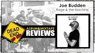 Joe Budden - Rage & The Machine Album Review | DEHH