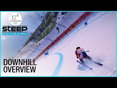 Steep: Road To The Olympics | Event Overview: Downhill | Ubisoft [US] thumbnail