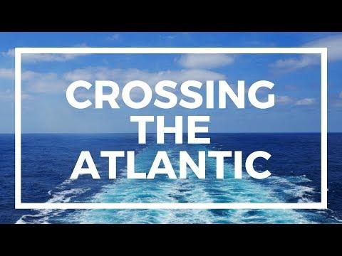 We Crossed the Atlantic Ocean on a CRUISE!