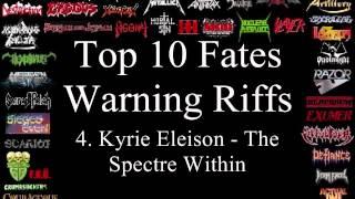 Fates Warning Top 10