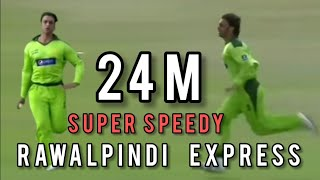 Shoaib Akhtar The Speed Master