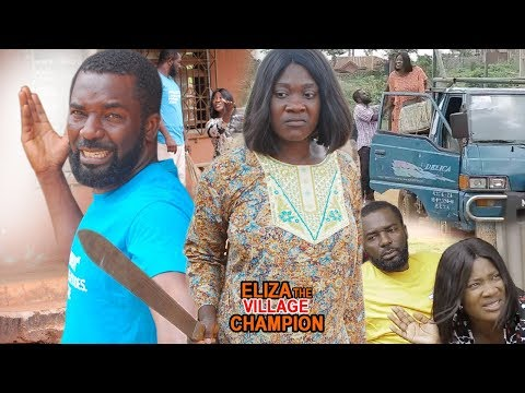 Eliza The Village Champion 1&2 - Mercy Jonson 2018 Latest Nigerian Nollywood Movie/African Movie Hd