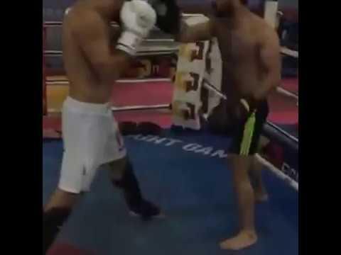 <span>Hemmers Gym</span> training in Pattaya