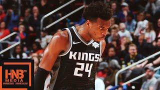 Detroit Pistons vs Sacramento Kings Full Game Highlights | 01/19/2019 NBA Season