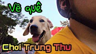 Củ Cải - Đi 125km về Nam Định ăn Tết Trung Thu
