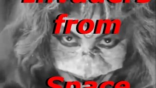 INVADERS FROM SPACE  SCIFI Movie 1965  Full Movie Film