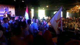 Mantan Pendukung Prabowo Deklarasi Relawan Nusantara Untuk Jokowi Ma'ruf