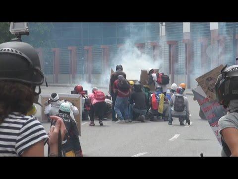 No para la represión de la dictadura en Venezuela