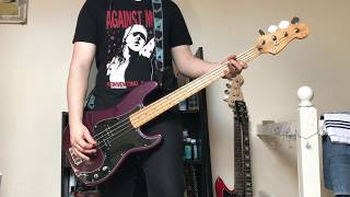 Joyce Manor - End of the Summer Bass Cover