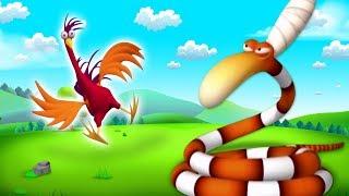 Газун мультики для детей | Гамельнский Крысолов в Джунглях | мультфильмы на русском