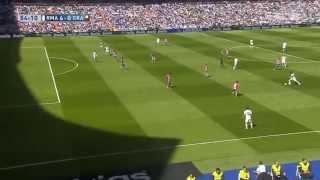 Real Madrid 91 Granada All Goals 5 4 2015 HD