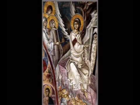 Grupuri psaltice româneşti – Imne ale Învierii Domnului