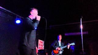 Sam Smith - Shadows (Live at Mercury Lounge)