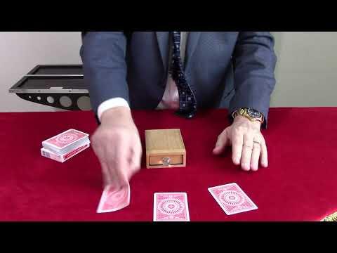 Berg's Improved Card Drawer by Marvin Cull, Joe Berg