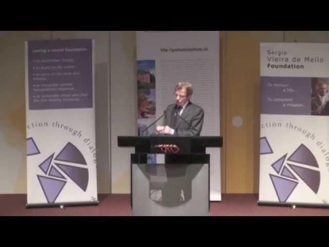 2010 | Dr Bernard Kouchner