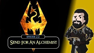 SKYRIM - Special Edition (Ch. 5) #22 : Send for a Bloody Alchemist