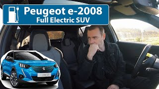 Peugeot e-2008 – Video Review by EVM