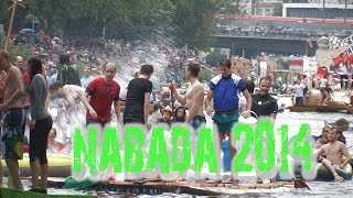 preview picture of video 'Nabada Ulm 2014'
