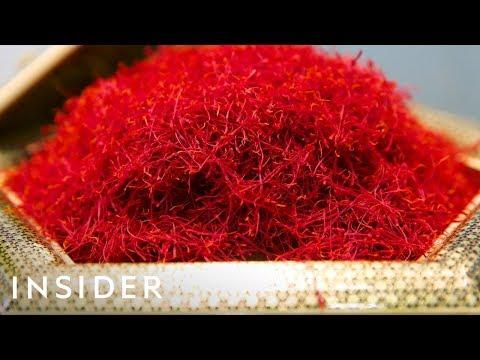 Kashmiri Red Saffron